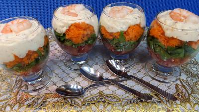 sauce mayonnaise : Cappuccino de carottes