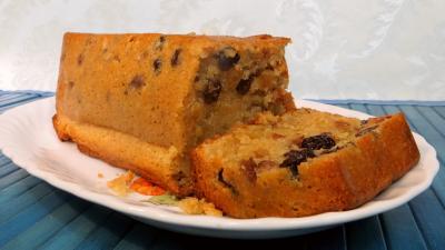 jus de citron : Cake grand mère