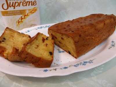 Cake au Cheddar