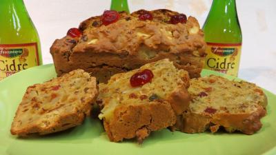 levure chimique : Cake au cidre