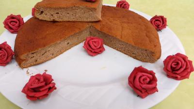 petit déjeuner : Gâteau Corse