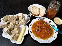 chutney aux bananes et aux figues
