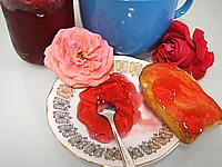 vitpris : Gelée de roses