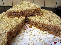 gâteau aux noix pour Renée