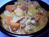 Recette Endives aux carottes