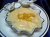 Recette Ramequin de crème au citron