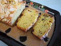 cuisine au foie gras : Tranches de cake au foie gras et sa sauce à la truffe