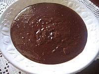 Image : Crèmes au beurre - Crème mousseline au chocolat