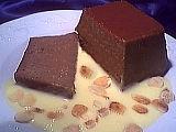gâteau au chocolat : gâteau la carmélite au chocolat