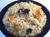 Couscous aux fruits secs