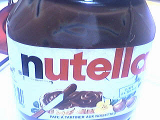 Image : Nutella - Pot de nutella