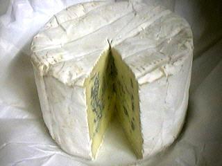 Image : Bleu de Bresse - Fromage Bleu de Bresse