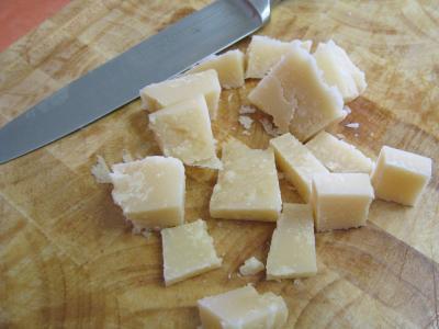 parmesan coupé