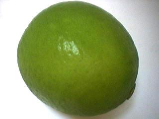 Image : Citron vert - Citron vert