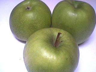 Photo : Pommes