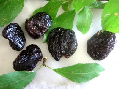 Image : Fruits secs - Pruneaux