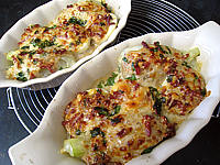 Oeufs durs sauce moutarde supertoinette la cuisine facile - Recette avec des oeufs durs ...