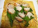 Rouleaux de crêpes aux crevettes - 20.1
