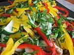Salade de boulghour et poivrons - 11.3