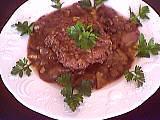 Recette Assiette de steak haché minceur