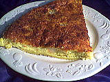 Recette Part de quiche au surimi
