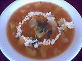 Image : recette Soupe au potiron