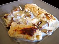 Image : Quenelle - Quenelles de truite en cuisson