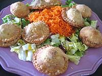 Image : Cuisine polonaise - Rissoles aux foies de volaille
