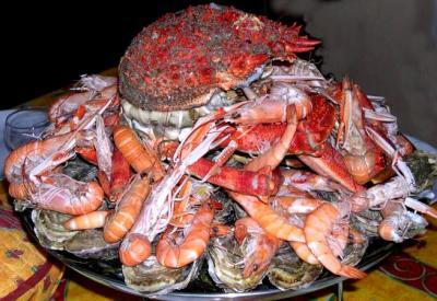 Image : Fruits de mer - Plateau de fruits de mer