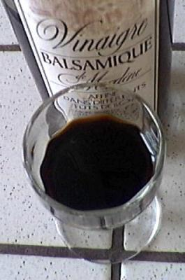 vinaigre balsamique