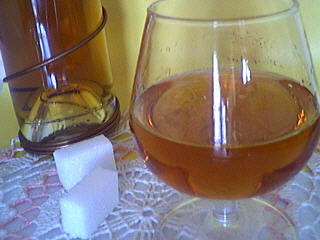 Image : Eau de vie - alcool armagnac