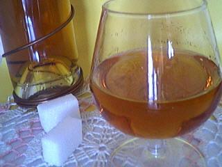 verre armagnac
