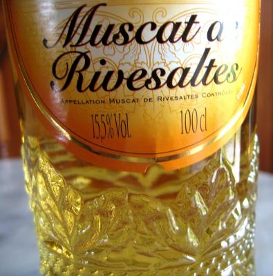 Muscat de Rivesalts