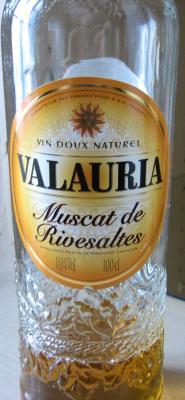 Image : Muscat de Rivesaltes - Vin apéritif muscat de Rivesaltes