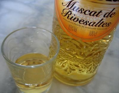 Image : Vins du Languedoc-Roussillon - Muscat de Rivesaltes