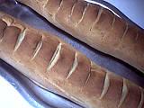Image : Cuisine autrichienne - Baguette de pain viennois