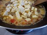 Soupe au lard et patates douces - 7.4