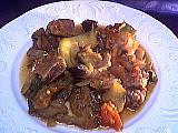 Moussaka turque