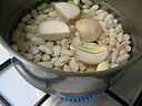 Tomates farcies et sauce aux haricots secs - 6.2