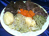 Image : Assiette de pot au feu