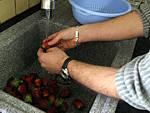 Salade de fraises aux épices - 1.1