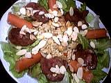 Image : recette Salade tiède de rognon