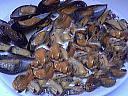 Salade tiède de moules aux primevères - 8.2