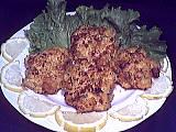 Image : Assiette de croquettes de poulet