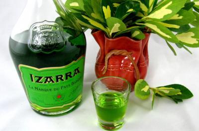 Image : Izarra - Izarra verte