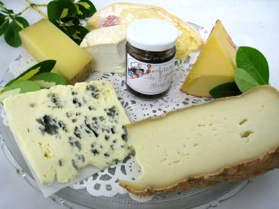 Image : Fromages - Plateau de fromages