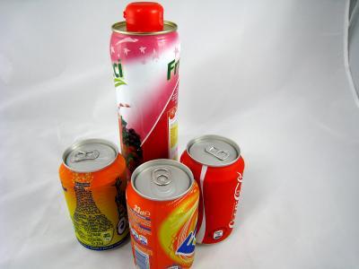Sodas et sirop