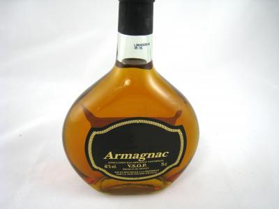 Image : Armagnac - Bouteille d'armagnac