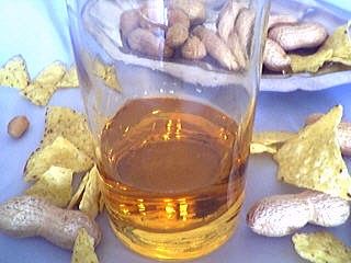 Image : Bourbon - Bouteille de bourbon