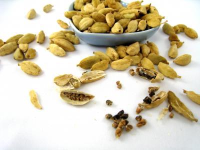 Image : Cardamome - Graines de cardames